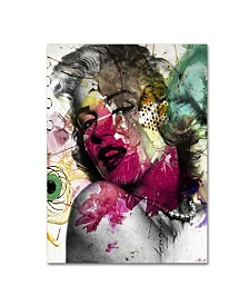 "Mark Ashkenazi 'Marilyn Monroe II' Canvas Art - 24"" x 18"" x 2"""