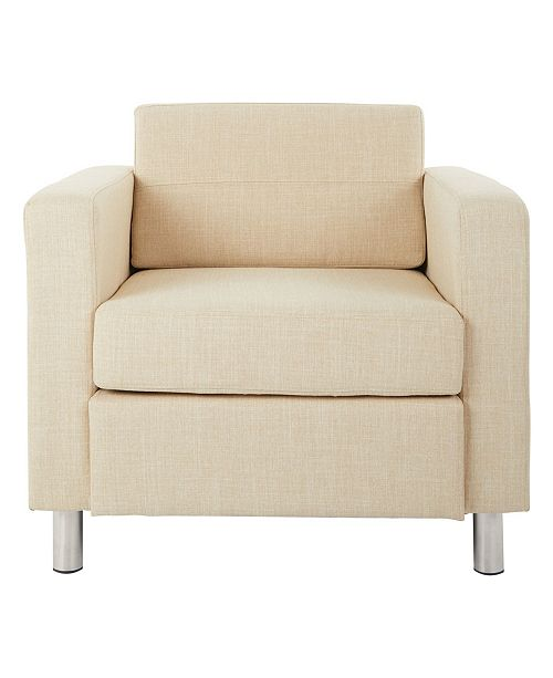 Office Star Pacific Arm Chair