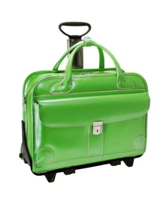 W Series Lakewood Fly-Through Checkpoint-Friendly Detachable Wheeled Briefcase