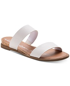 American Rag Easten Slide Sandals, Created for Macy's