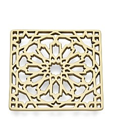 Lenox Global Tapestry Metal Trivet Moroccan