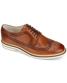 Men's Vertical Lace-Up Shoes