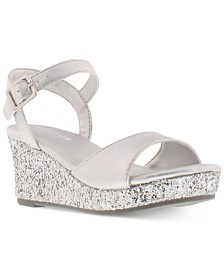 Kenneth Cole Little & Big Girls Reed Glamour Sandals