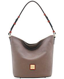 Dooney & Bourke Thea Feed Leather Bag