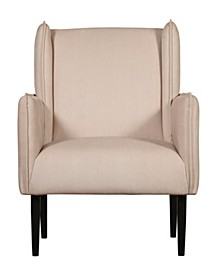 Linden Wingback Accent Chair