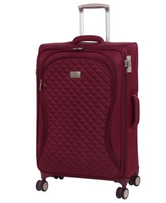 """Timeless 28"""" Lightweight Expandable Spinner Suitcase"""