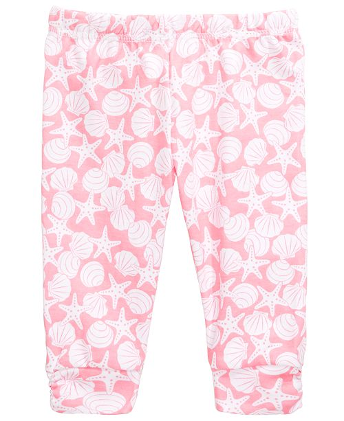 First Impressions SEASHELL RUCHED LEGGING