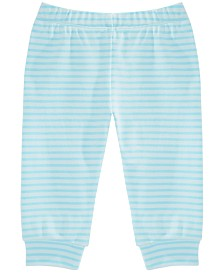 First Impressions Baby Boy's Striped Legging, Created for Macy's