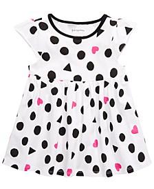 Toddler Girls Geometric Shape-Print Tunic, Created for Macy's