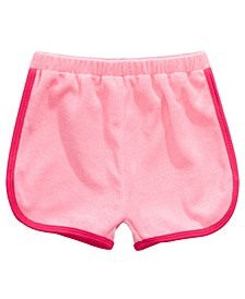 Baby Girls Dolphin Shorts, Created for Macy's