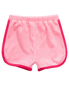 First Impressions Baby Girls Dolphin Shorts, Created for Macy's