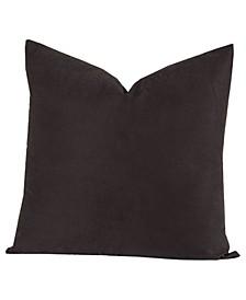 Crayola Black Throw Pillow