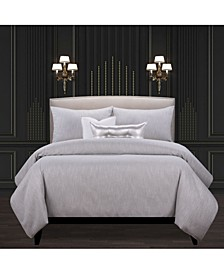 F Scott Fitzgerald Lumiere Truffle Luxury Bedding Set