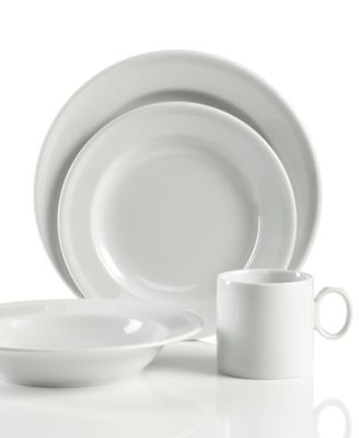 Thomas by Rosenthal Loft Trend Rim Dinnerware Collection  sc 1 st  Macy\u0027s & THOMAS by Rosenthal Dinnerware Loft Trend Rim Salad Plate ...