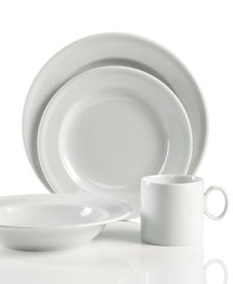 Thomas by Rosenthal Loft Trend Rim Dinnerware Collection  sc 1 st  Macyu0027s & Thomas by Rosenthal Loft Trend Rim Dinnerware Collection - Fine ...