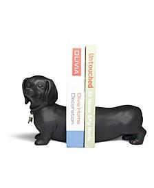 Dachshund Dog Bookend Set