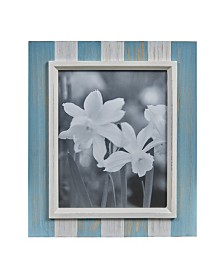 "Danya B. Distressed Wood Plank 8"" x 10"" Picture Frame"