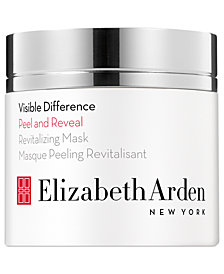 Elizabeth Arden Visible Difference Peel & Reveal Revitalizing Mask, 1.7 oz