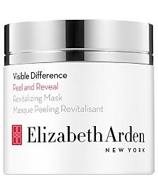 Elizabeth Arden Visible Difference Peel & Reveal Revitalizing Mask, 1.7 oz