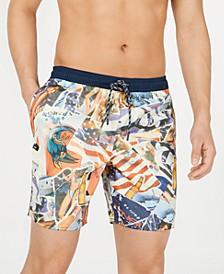Men's Feels Like Freedom Swim Trunks