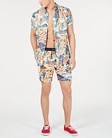 O'Neill Men's Feels Like Freedom Graphic Shirt and Short