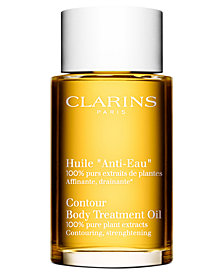 Clarins Body Treatment Oil Anti-Eau, 3.4 oz.