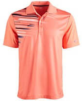 afc9719ea Attack Life by Greg Norman Men's Cooper Polo, Created for Macy's