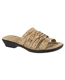 April Slide Sandals
