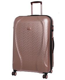"it Girl Sparkle 29"" Hardside Expandable Spinner Suitcase"
