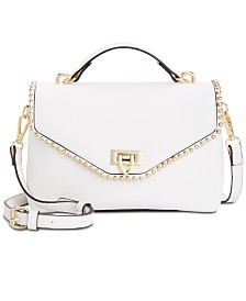 I.N.C. Valliee Top Handle Crossbody, Created for Macy's