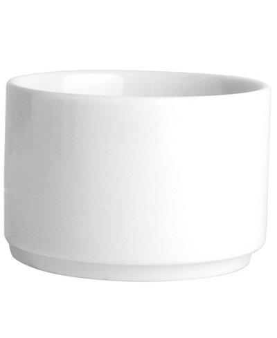 Bernardaud Dinnerware, Organza Sugar Bowl