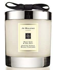 Wood Sage & Sea Salt Home Candle, 7.1-oz.
