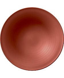 Villeroy & Boch Manufacture  Glow Coupe Deep Plate