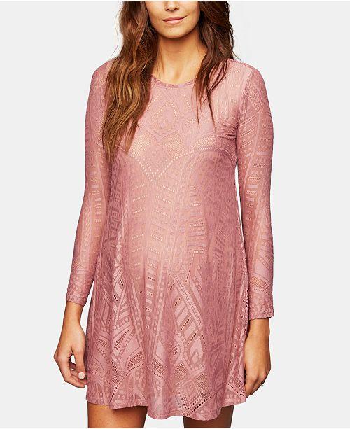 ee9156fa38035 BCBGMAXAZRIA Maternity Textured A-Line Dress & Reviews - Maternity ...