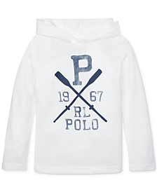 Polo Ralph Lauren Toddler Boys Graphic Cover-Up
