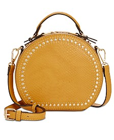 I.N.C. Rilie Circle Top-Handle Crossbody, Created for Macy's
