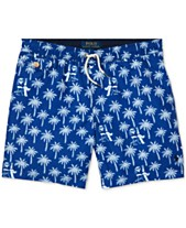 d273420eb6 Polo Swim Trunks: Shop Polo Swim Trunks - Macy's