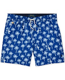 Polo Ralph Lauren Big Boys Traveler Swim Trunks