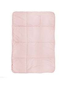 Quilted Toddler Comforter, Box Pattern
