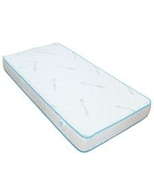 "Kids 8"" Memory Foam Comfort Mattress-In-A-Box"