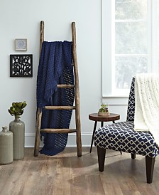 Millie Wood Blanket Ladder