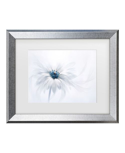"Trademark Global Jacky Parker 'Serenity' Matted Framed Art - 14"" x 0.5"" x 11"""