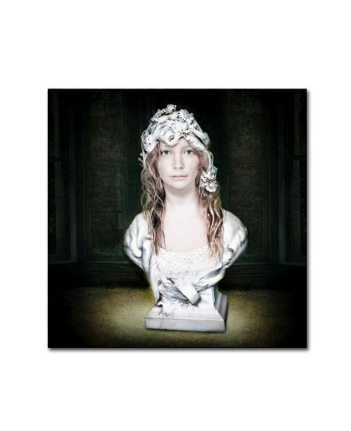 "Trademark Global Joan Blease 'Illumination' Canvas Art - 35"" x 35"" x 2"""