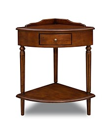 Home Favorite Finds Corner Stand Table with Storage