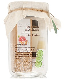 The Cottage Greenhouse 4-Pc. Fruits Relaxation Gift & Travel Set
