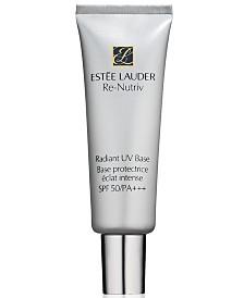 Estée Lauder Re-Nutriv Radiant UV Base SPF 50, 1 oz.
