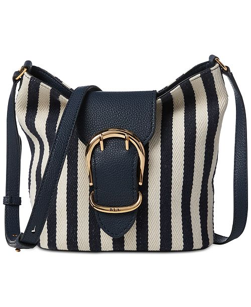 Lauren Ralph Lauren Cornwall Bucket Crossbody