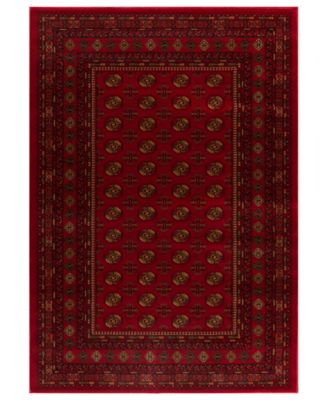 Closeout Kenneth Mink Rugs Warwick Boukara Crimson