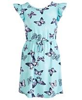 ca948c87155 Epic Threads Big Girls Butterfly-Print Dress