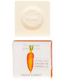 The Cottage Greenhouse Fresh Carrot Soap, 3.5-oz.